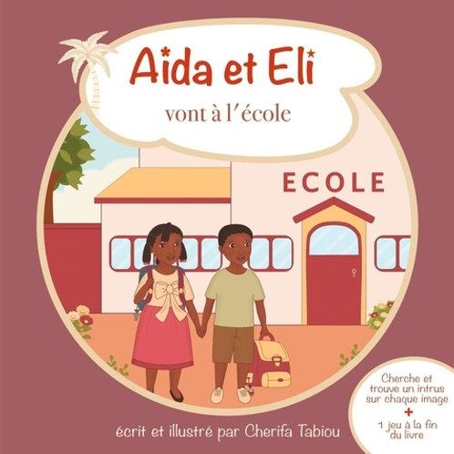 Copie de Aida et Eli vontà l'école