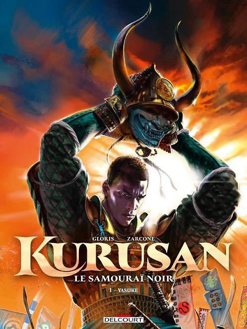 Kurusan le Samuraï Noir - T. 1, Yasuke