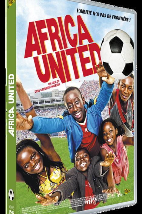 DVD Africa United - M