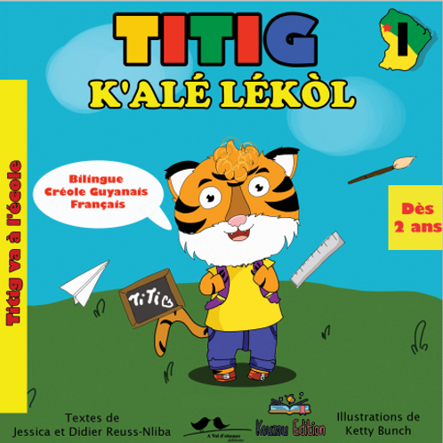 Titig va à l'école