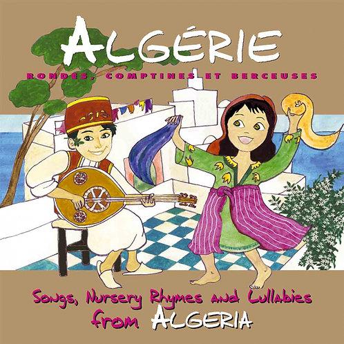 CD Algérie par Nassima