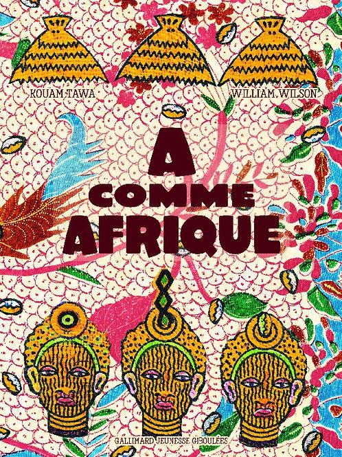 A comme Afrique - M