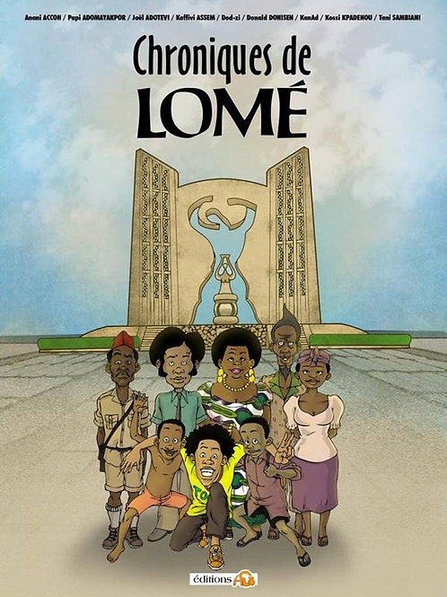 Chroniques de Lomé - M