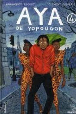 Aya de Yopougon, T. 4 - M