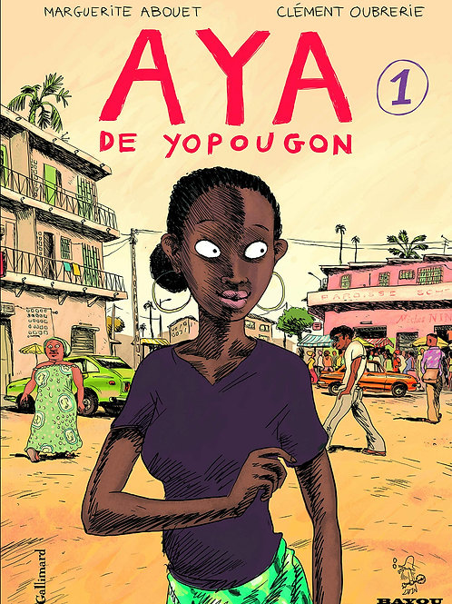 Aya de Yopougon, T. 1