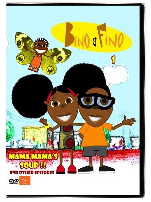 DVD Bino & Fino