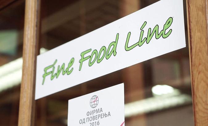 Fine Food Line