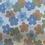 Thumbnail: Adult Face Mask - Dusky Blue Floral