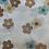 Thumbnail: Adult Face Mask - Dusky Brown Floral