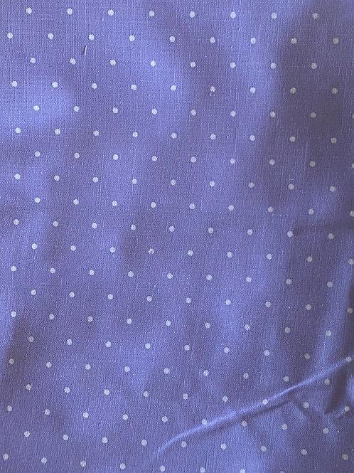 Adult Face Mask - Lilac Polka Dot
