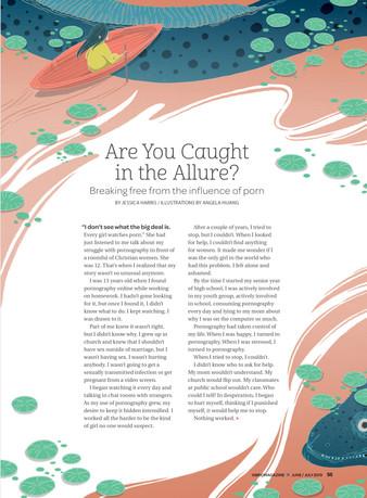 Brio Magazine: Are you Caught in the Allure?