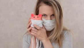 O impacto econômico da pandemia no bem-estar das empresas.