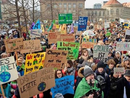 Movimentos sociais - Fridays for Future