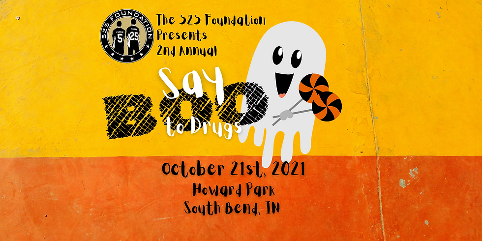 2nd Annual Say Boo To Drugs South Bend