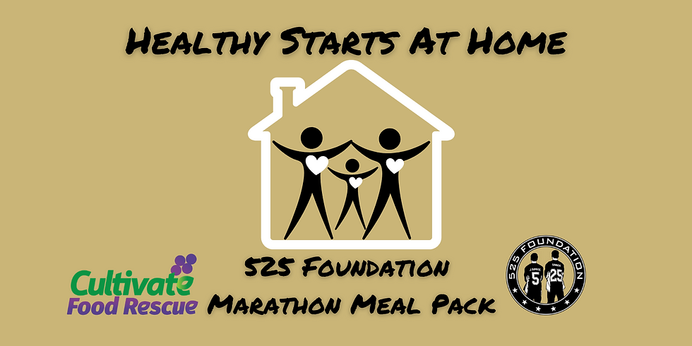 525 Foundation Meal-A-Thon with Cultivate Culinary