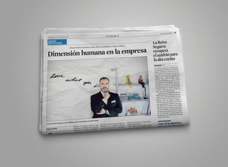 Dimensión humana en la empresa.