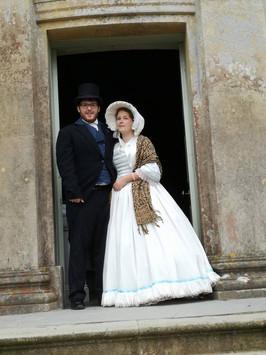 1850's Couple