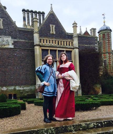 Tudor Couple