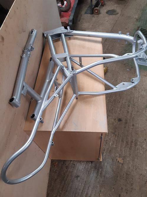1979 frame cr250 390 no