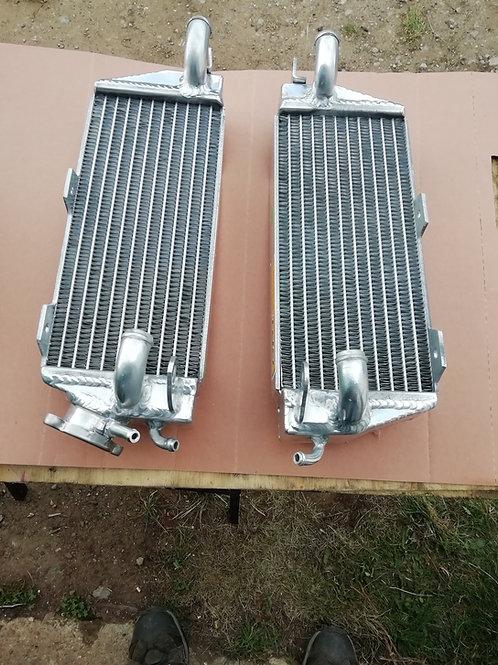 Husqvarna 430 radiators (pair)