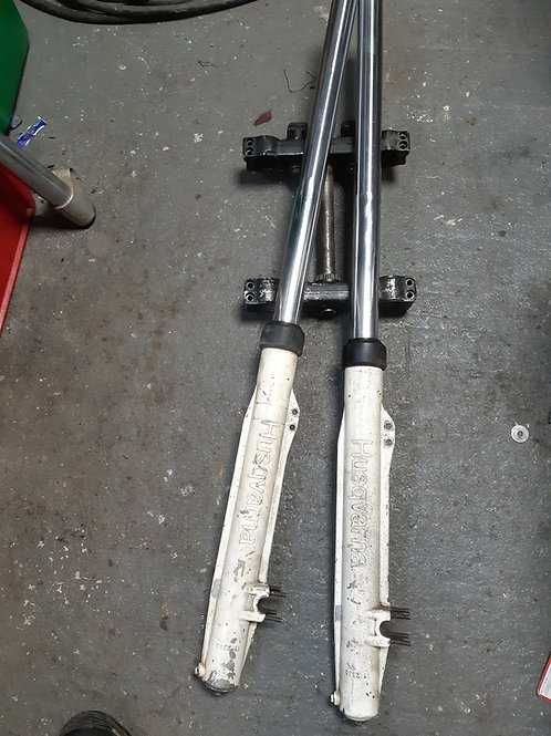 1983 to 85 40mm mc forks