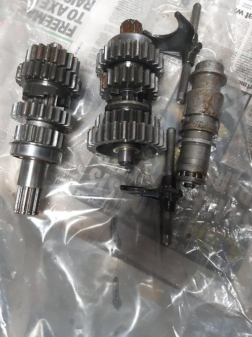 4 speed gear set