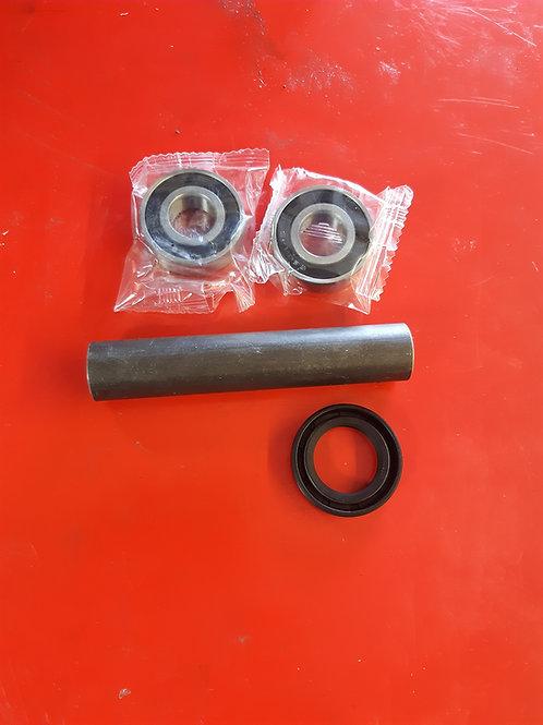 Rear wheel bearing and spacer kit 198/86