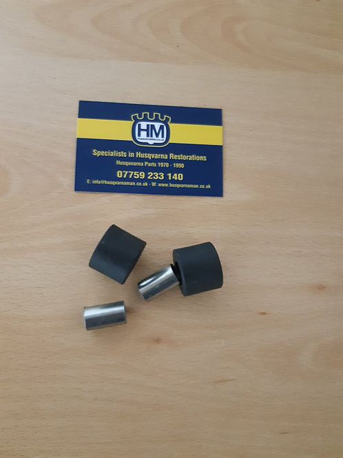 Fain guide rollers and sleaves (pair)