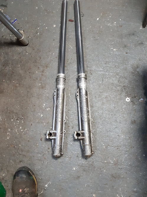 40mm evo forks and clamps