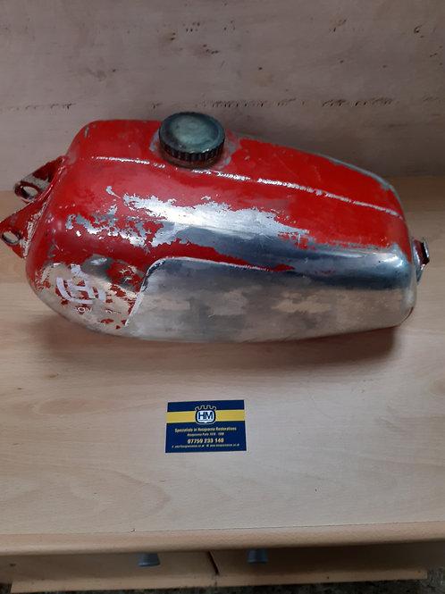 SOLD Ref001 alloy tank 125
