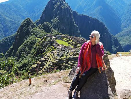 Peru Travel Diaries: Machu Picchu