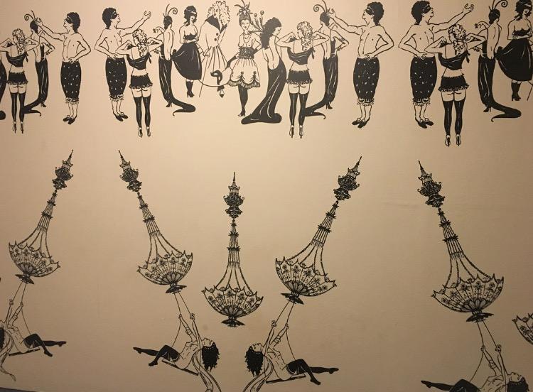 Tin Pan Alley Wallpaper