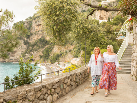 Italy Travel Diaries:  Positano Magic with Photographer Andrea Gallucci