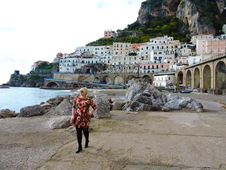 The Positano Diaries- Entry 4: Amalfi & Atrani