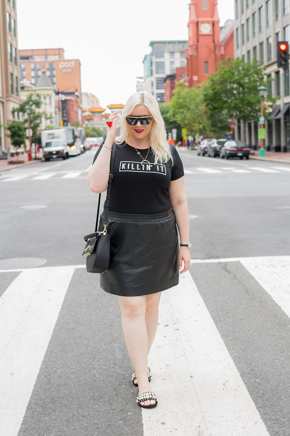 Blonde in the District | Luxe Statements