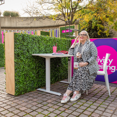Rosslyn O2 Outdoor Office Concept