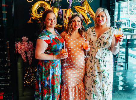 Baby of Glam Shower at Casati's Chicago
