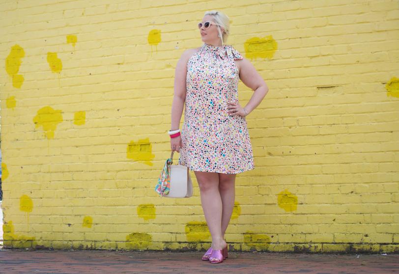 Retro Blonde in the District