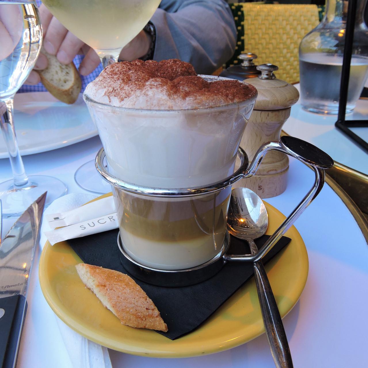 Paris Cappuccino