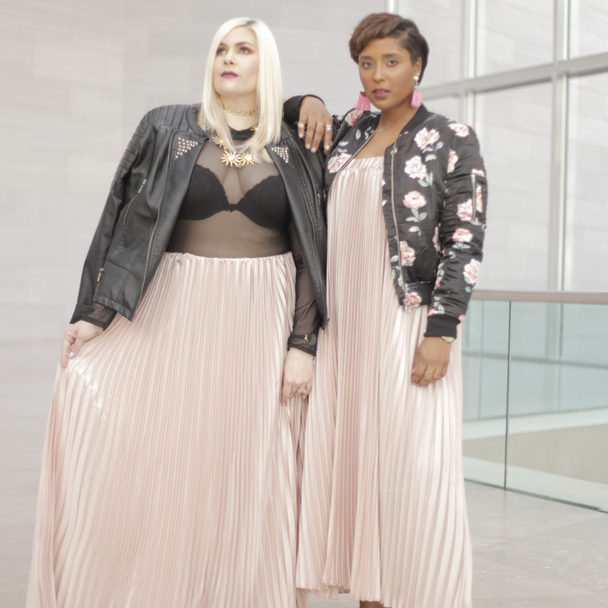 2 Bloggers | 1 Brand