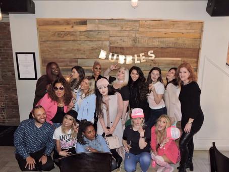 Bubbles & Bloggers Barbie Brunch