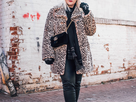 Cold Weather Leopard