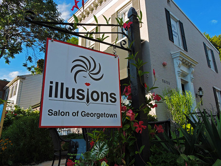 Fab Friday: Illusions of Georgetown