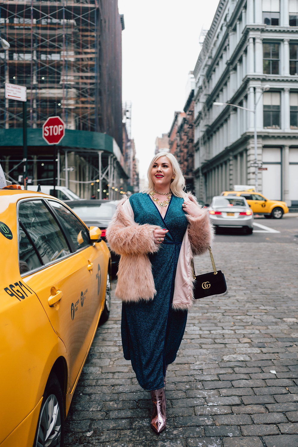 NYFW Street Style | Blonde in the District