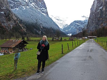Switzerland Travel Diaries: Lauterbrunnen Valley