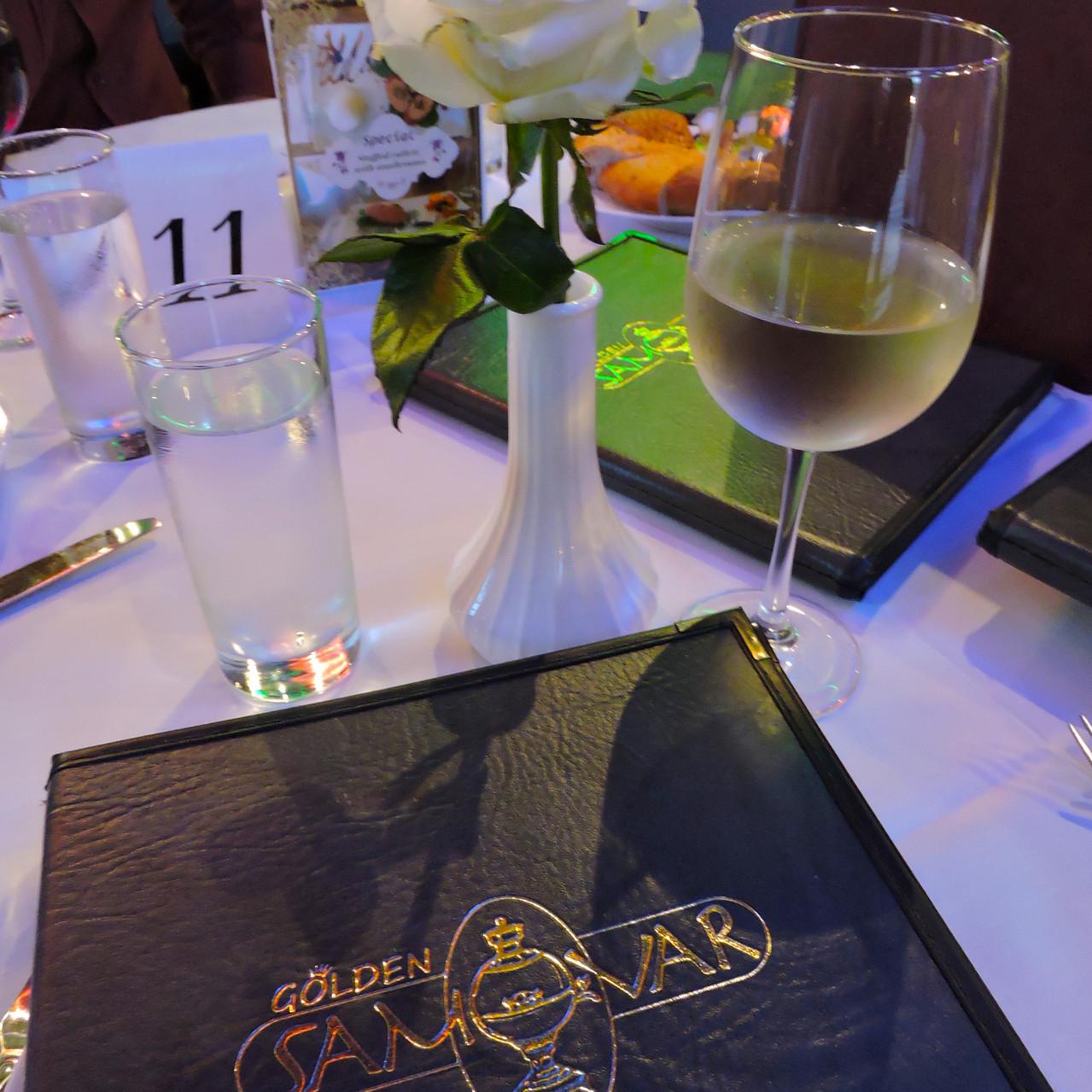 Golden Samovar Restaurant