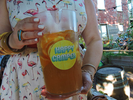 Provincetown Travel Diaries: The Food & Drink
