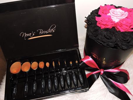 Makeup Monday: Oval Toothbrush Makeup Set
