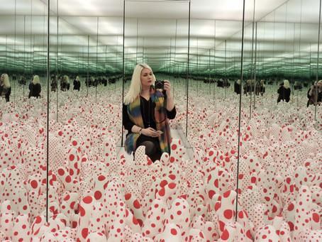 Yayoi Kusama Infinity Mirrors x Hirshhorn