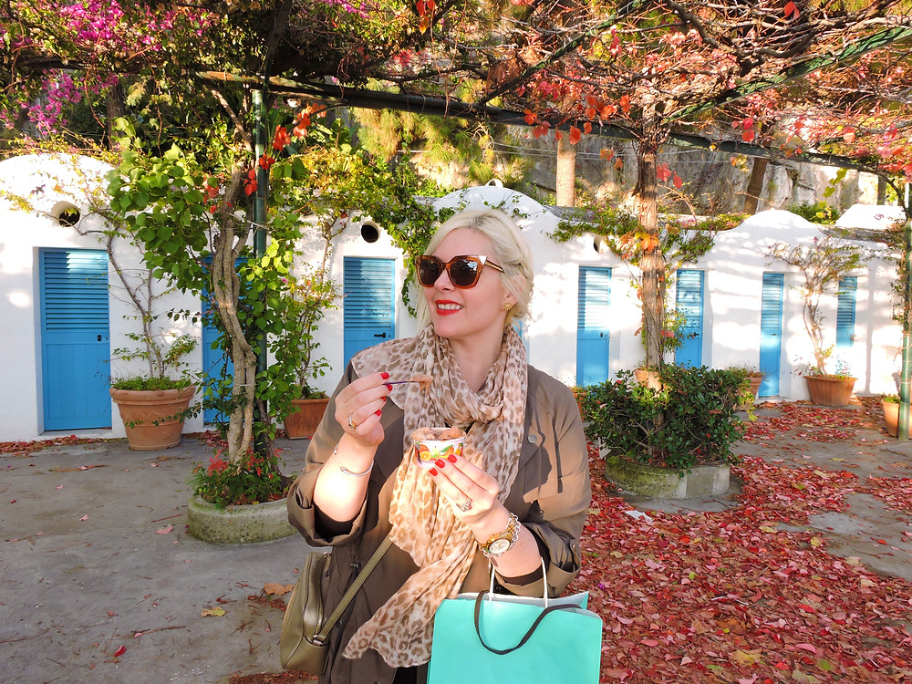 Blonde in the District | Positano | Amalfi Coast